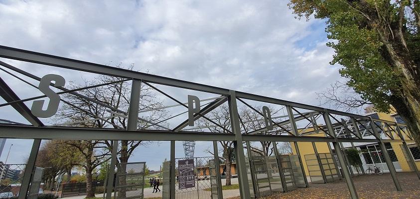 Stadswandeling Tilburg bij het Spoorpark