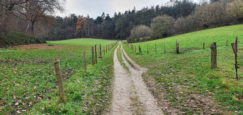 Geopad Elyzeese Velden bij Beek en Berg en Dal