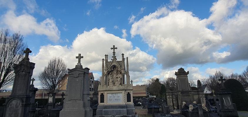 Historische wandeling Oss bij begraafplaats Eikenboomgaard