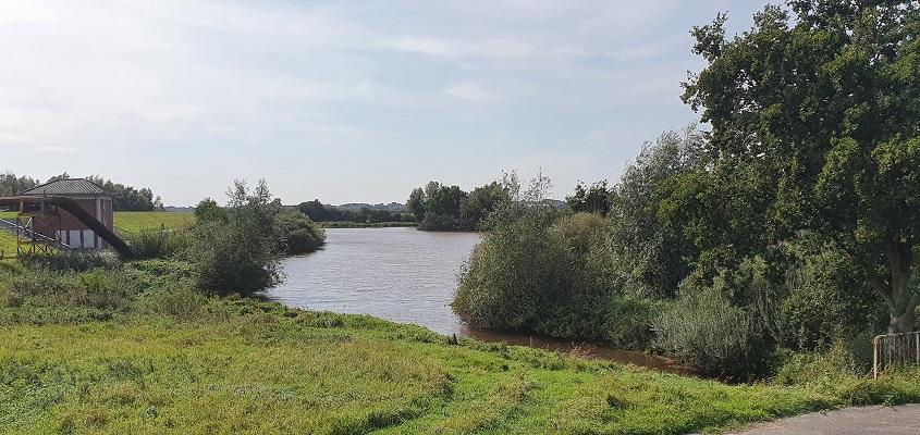 Wandeling over het Groot Frieslandpad van Bellingwolde naar Papenburg