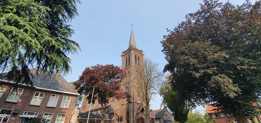 Wandeling over Trage Tocht Heeswijk