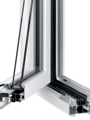 AMC Fenêtres : fenêtre ALU TA84OV