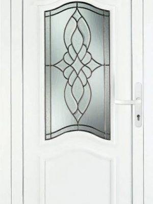 AMC Fenêtres : porte PVC barcelone
