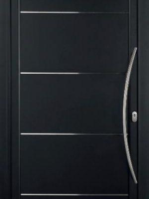 AMC Fenêtres : porte aluminium tech