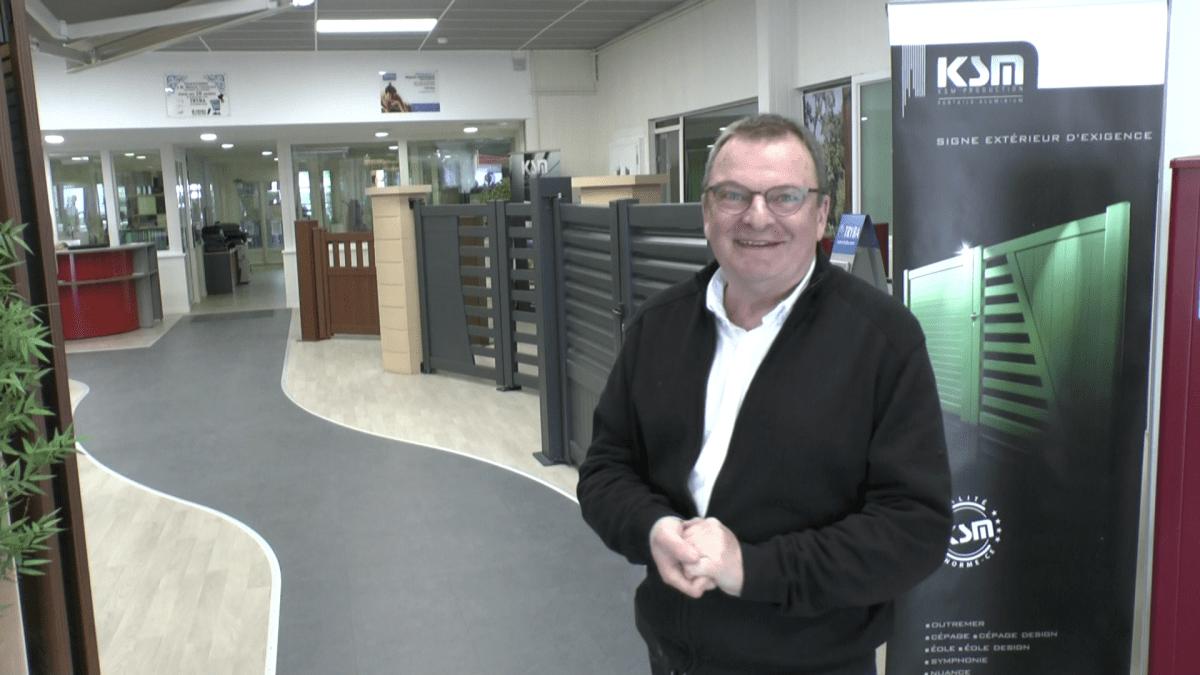 Portes de Garage Saint Quentin : Show Room