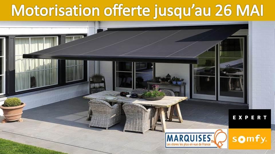 Store banne AMC Fenêtres TRYBA Saint Quentin