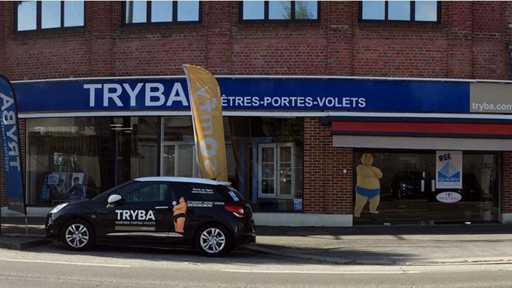 AMC Fenêtres TRYBA Saint Quentin