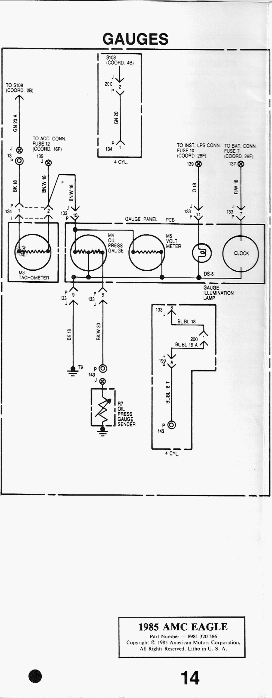 1988 Jeep Comanche Fuse Box Wiring Library Diagram