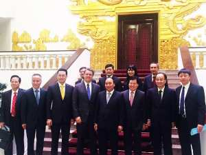 WTO DG in Vietnam