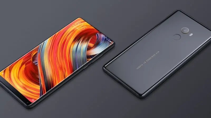 XIAOMI MI MIX 2 un Super Smartphone senza bordi