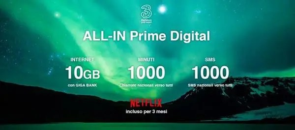 ALL-IN Prime Digital