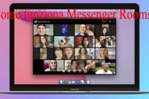 Come funziona Messenger Rooms: le stanze virtuali di Facebook