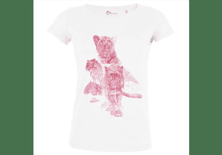 Sunderland t-shirt print - printed on organic t-shirts