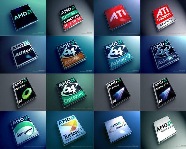 Prosessor AMD