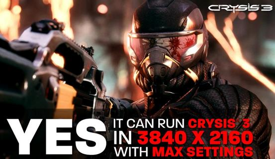 Crysis Radeon HD 7990