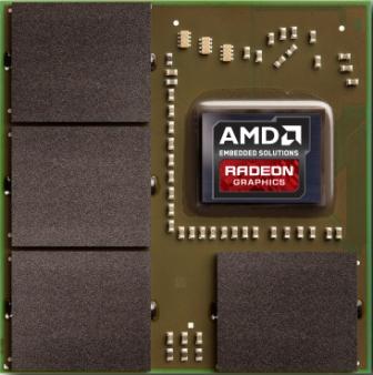 GPU Embedded AMD Radeon E8860