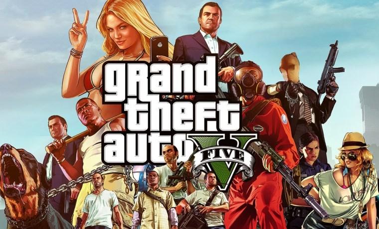 Mengoptimalkan Game GTA V pada AMD APU