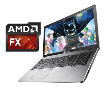 Promo ASUS X550ZE dengan AMD APU FX