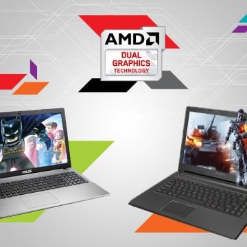 AMD Dual Graphic