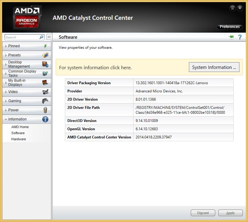 AMD APU A4