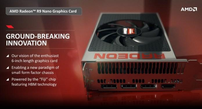 AMD Radeon R9 Fury