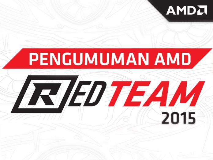 PENGUMUMAN RED TEAM 2015