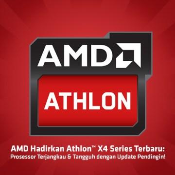 athlon™ x4 series