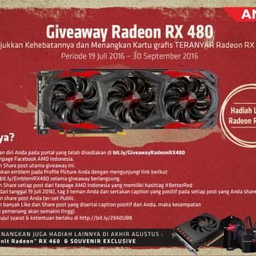 giveaway RX 480 (DEVIL)