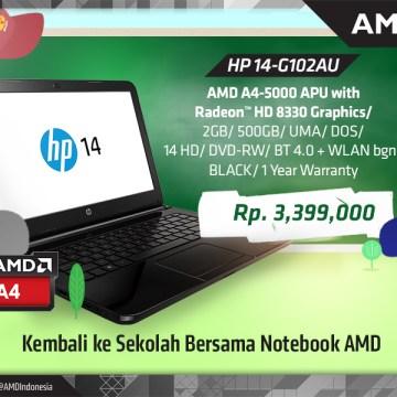 HP 14-G102AU