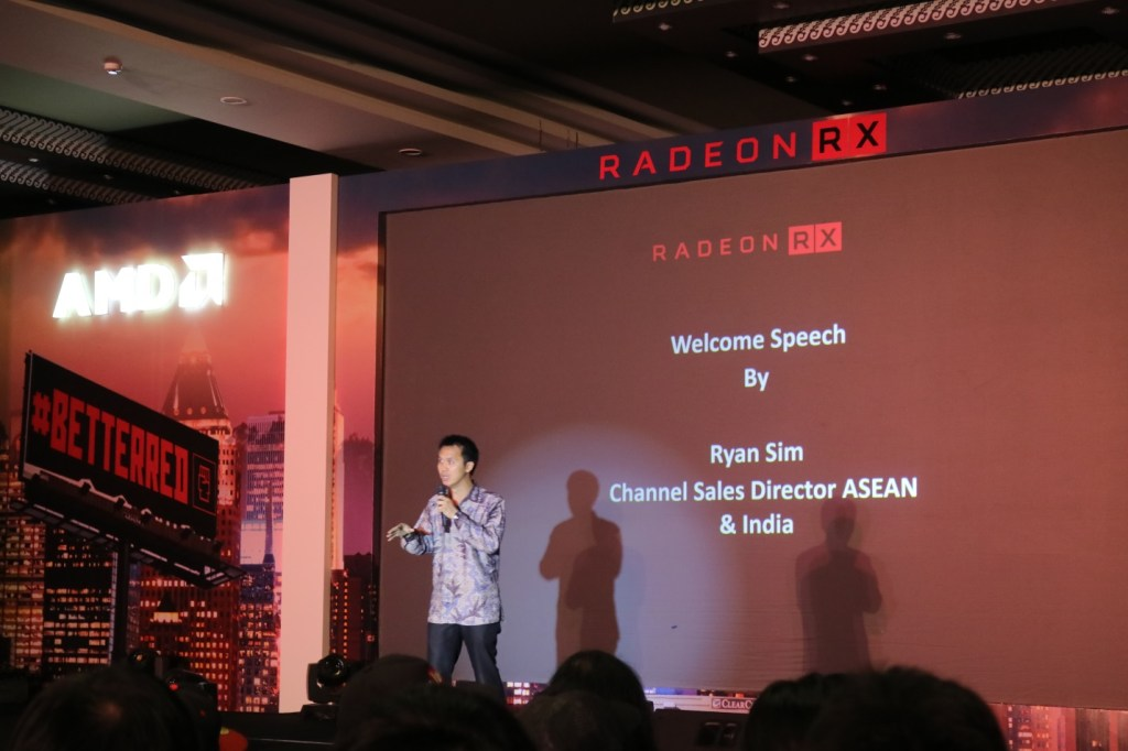 Launching Radeon RX 480