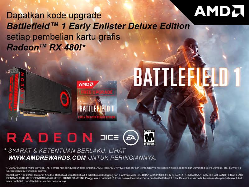 Free Upgrade Battlefield 1