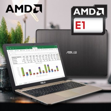 Laptop AMD 7th Gen APU E1 Series