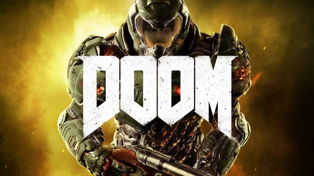 DOOM Gaming dengan HP 15-ba004AX A10-9600P