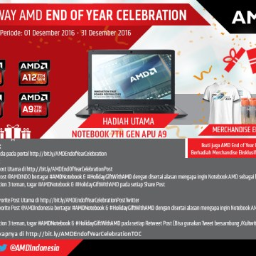 AMD End Of Year Celebration