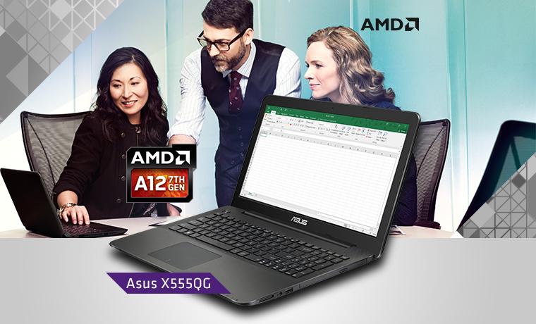 ASUS-X555QG-Hadirkan-AMD-7th-Gen-APU-dengan-RAM-DDR4-yang-Cocok-untuk-Segala-Kalangan!