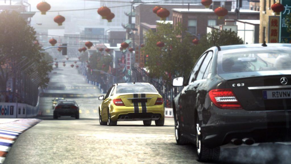 Gaming GRID Autosport dengan Acer Aspire Z3-451