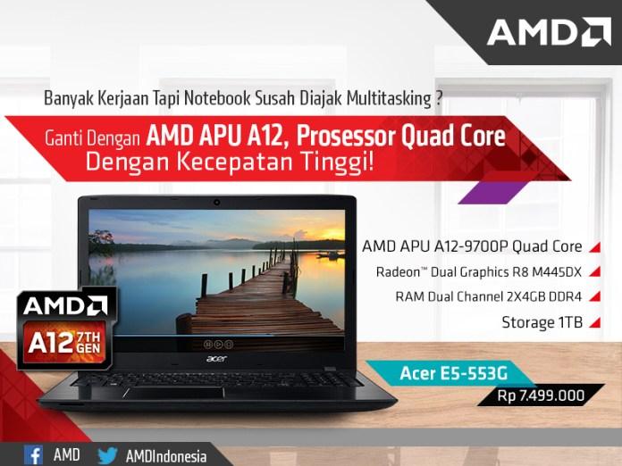 Acer E5-553G A12