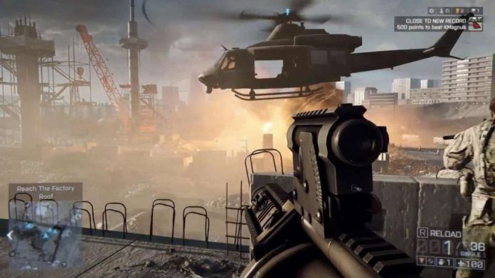Battlefield 4 Notebook AMD A12