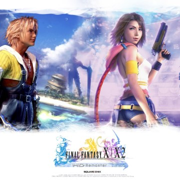 Promo Pembelian Notebook AMD HP BONUS Final Fantasy X/X-2 HD Remaster