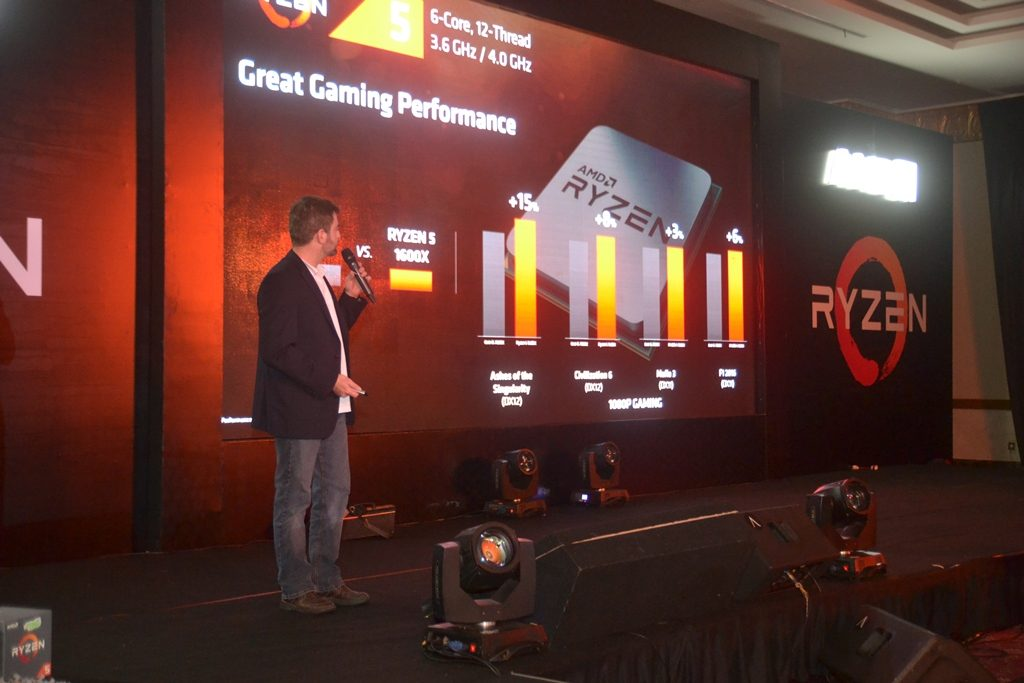 Grand Launching AMD Ryzen
