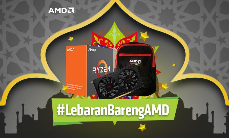 Lebaran Bareng AMD