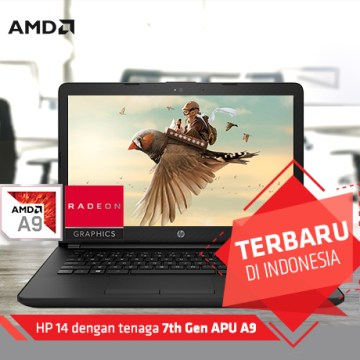 HP 7th Gen APU 2017