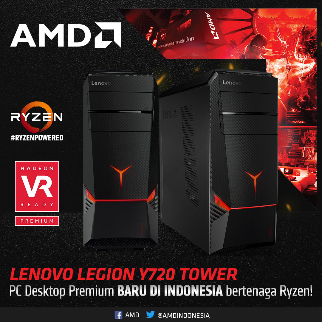 lenovo-legion Y720 TOWER
