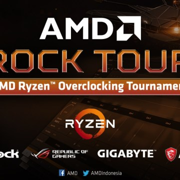 AMD Rock Tour