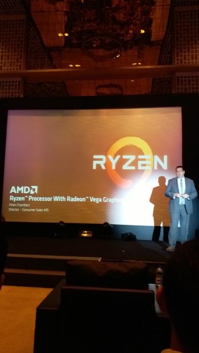 Launching Ryzen Mobile