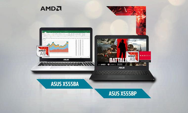 Asus X555BA / X555BP A9