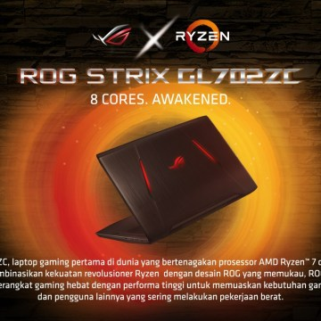 Asus ROG Stix GL702ZC Review