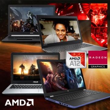 Notebook AMD 7th Gen APU A12