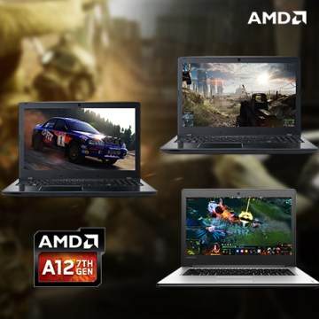 AMD Notebook 7th Gen APU A12