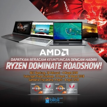 Ryzen Dominate Roadshow